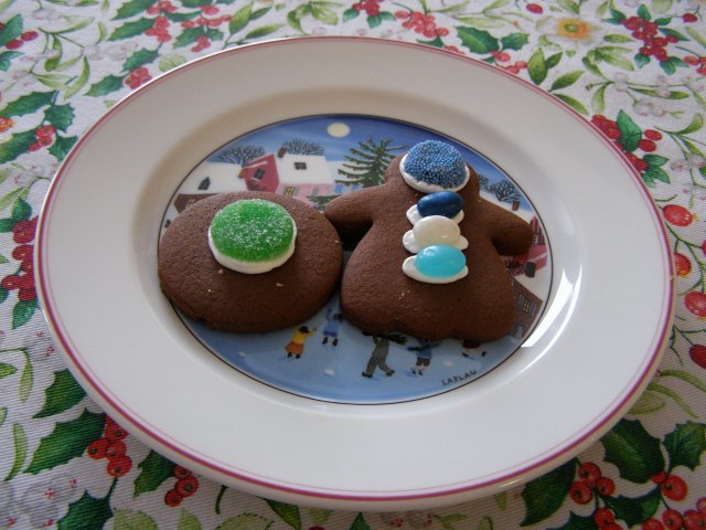 GingerBread cookies by Caolyn P.